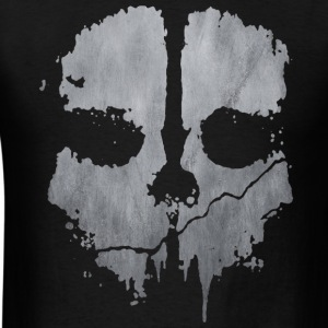 skull art - Men's T-Shirt