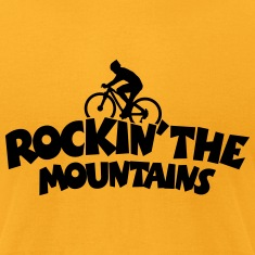 Mountainbike T-Shirt (Men Yellow)