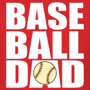 Baseball Dad (Men's) - Men's T-Shirt