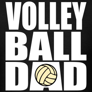 Volleyball Dad (Men's) - Men's T-Shirt