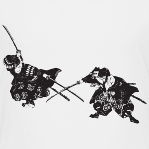 Samurai - Japan - Japanese - Warrior - Bushido Kids' Shirts - Kids' Premium T-Shirt