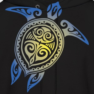 Sea Turtle - Tribal Hoodies - Men's Hoodie