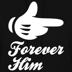 forever him Hoodies