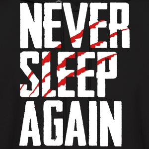 Never Sleep Again Hoodies - Men's Hoodie