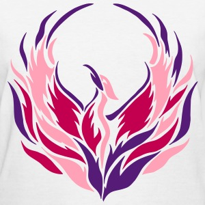 Phoenix Wings Women's T-Shirts - Women's T-Shirt