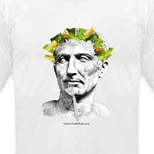 Caesar Salad - Men's T-Shirt by American Apparel