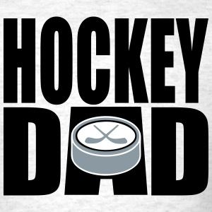 Hockey Dad (Men's) - Men's T-Shirt