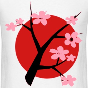 Cherry Blossom T-Shirts - Men's T-Shirt