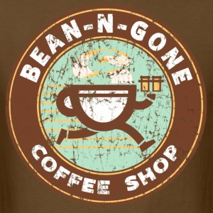 Bean n Gone - Men's T-Shirt