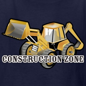 Bulldozer - Kids' T-Shirt