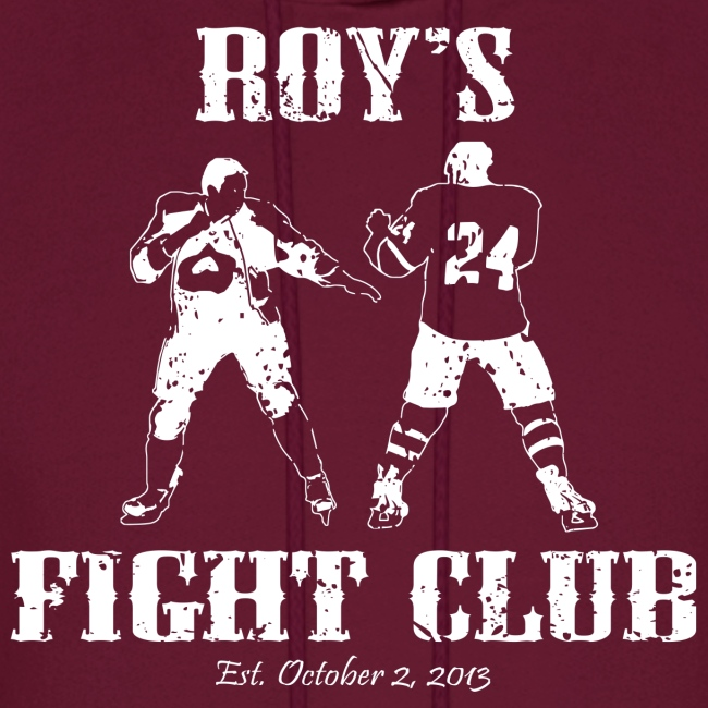 Roy's Fight Club - Hoodie