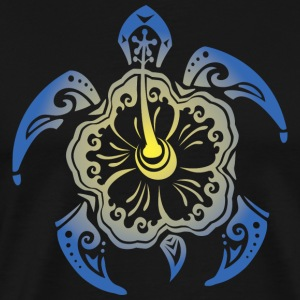 Tribal Turtle T-Shirts - Men's Premium T-Shirt