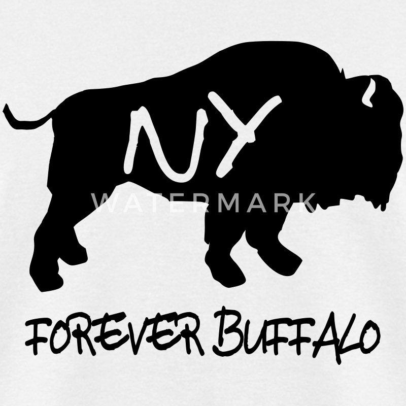 Forever buffalo ny t shirt spreadshirt for Custom t shirts buffalo ny