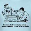 Sally Can't Science T-Shirts - Men's T-Shirt