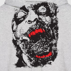 Zombie - Geek - Horror - Scifi Hoodies - Men's Hoodie