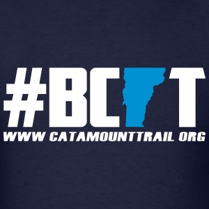 BCVT Short Sleeve Men - Blue VT - Men's T-Shirt