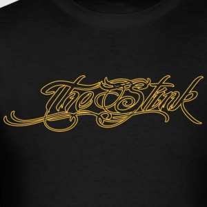 The Stink Logo T-Shirt! - Men's T-Shirt