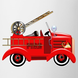 Fire Truck - Coffee/Tea Mug