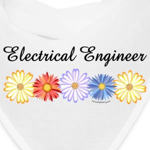 Electrical Engineer Asters Caps - Bandana