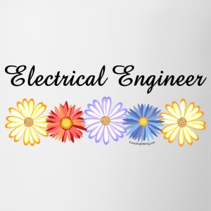 Electrical Engineer Asters Bottles & Mugs - Coffee/Tea Mug