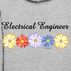 Electrical Engineer Asters Hoodies