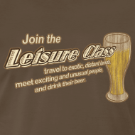 Design ~ Join The Leisure Class