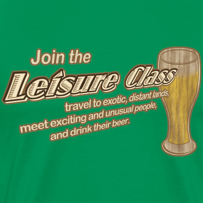Join The Leisure Class