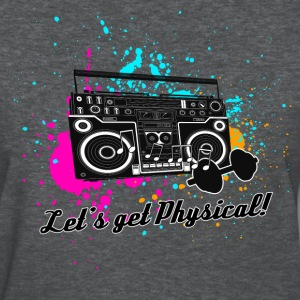 Let's get Physical Women's T-Shirts - Women's T-Shirt