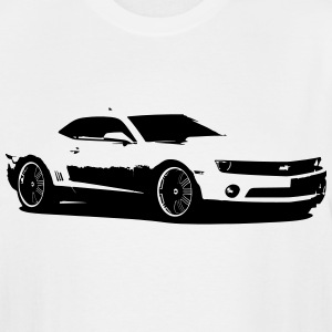 camaro - Men's Tall T-Shirt