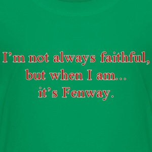 Fenway Faithful Kids' Shirts - Kids' Premium T-Shirt