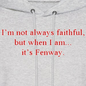 Fenway Faithful Hoodies - Men's Hoodie