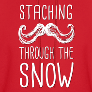 Design ~ Staching Through the Snow Hoodie