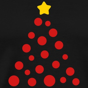 Christmas tree T-Shirts - Men's Premium T-Shirt