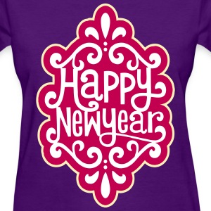 HAPPY NEW YEAR TSHIRT - Women's T-Shirt