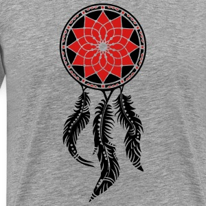 Dream catcher, Native Americans, protection T-Shirts - Men's Premium T-Shirt