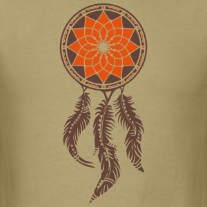 Dream catcher, Native Americans, protection T-Shirts - Men's T-Shirt