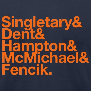 85_bears_D - Men's T-Shirt by American Apparel