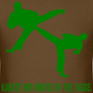 Karate Men T-Shirts - Men's T-Shirt