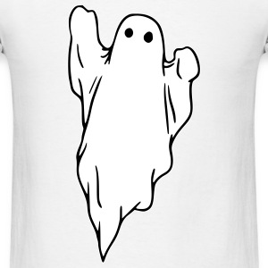 Ghost T-Shirts - Men's T-Shirt