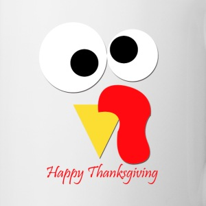 Happy Thanksiving Bottles & Mugs - Coffee/Tea Mug