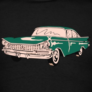 car02 T-Shirts - Men's T-Shirt