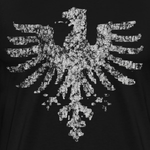 Vintage German Eagle - Men's Premium T-Shirt