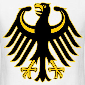 Retro German Eagle - Men's T-Shirt