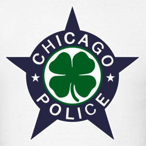 Irish Chicago Police - Men's T-Shirt