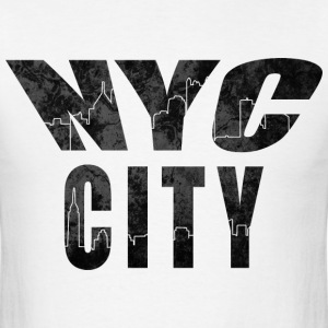 NYC CITY Tee001 - Men's T-Shirt