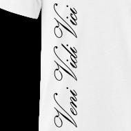 Design ~ Zyzz Veni Vidi Vici Calli Text T-shirt