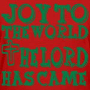 joy_to_the_world Women's T-Shirts - Women's T-Shirt