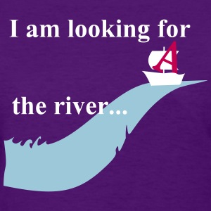 Ace on the River Women's T-Shirts - Women's T-Shirt