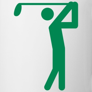 Golf icon - Coffee/Tea Mug
