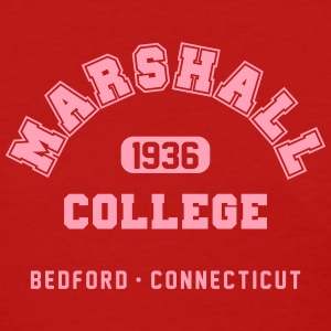 Marshall College - Women's T-Shirt